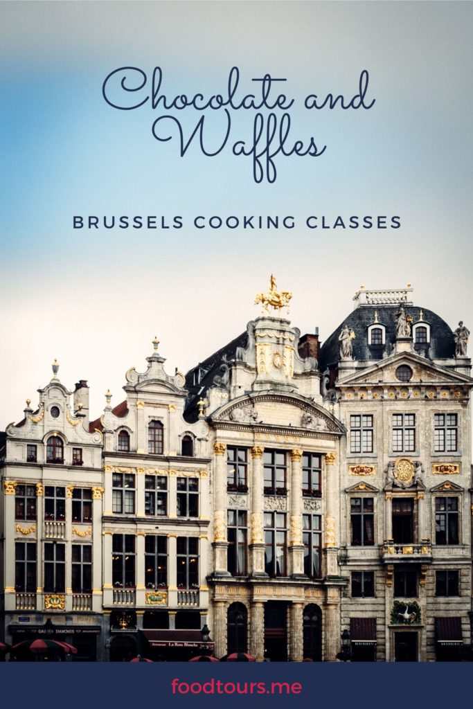 Brussels Cooking: Chocolate & Waffles Workshops | Food Tours