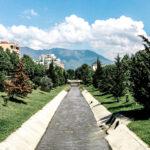 Lana River Tirana